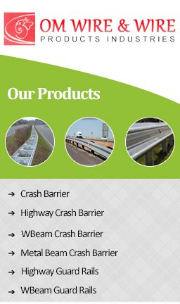 Guardrails Materials Manufacturers and Suppliers in Panchmahal