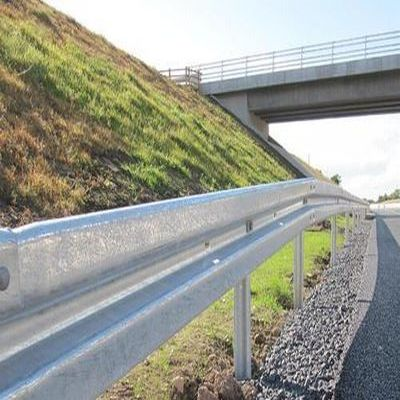 Metal Beam Crash Barrier In Jajapur